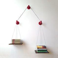 Cush Design Studio Balance Bookshelf