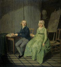 File:Een schilder met zijn vrouw Rijksmuseum SK-A-1989.jpeg