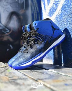 28ef92592f0b6a Air Jordan XXXI (royal). The latest Air Jordan signature shoe now in the