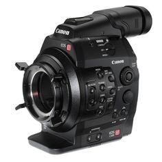 Wishlist // Canon C300. Hello.