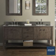 Bathroom vanities offer convenient and stylish storage space #vanities #bathroomvanity #bathroomvanities #homedesign