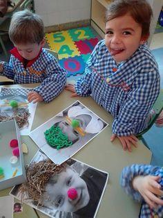 Mi aula infantil Anika: 2016 - My Pin All About Me Preschool, About Me Activities, Preschool Art, Toddler Activities, Preschool Activities, Measurement Activities, Art For Kids, Crafts For Kids, Kids Watercolor