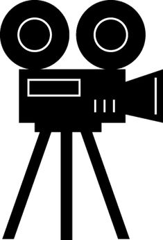 Lights Camera Action Coloring Pages