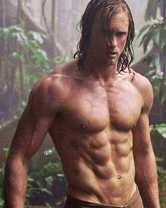 "435 Likes, 17 Comments - Alexander Skarsgard (@worldofskarsgard) on Instagram: "" Happy Hump Day! #alexanderskarsgard is #johnClaytonIII in ""The Legend Of Tarzan""…"""