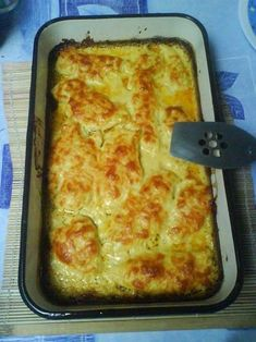 Chicken Crepes, Shrimp Recipes Easy, Hungarian Recipes, Cooking Recipes, Healthy Recipes, Special Recipes, Light Recipes, Healthy Life, Easy Meals