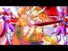 Dragon Ball Raging Blast 2 Janemba vs SSJ3 Vegeta