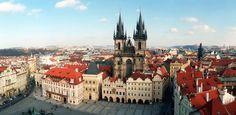 Prague, my love