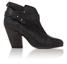 RAG & BONE Harrow Leather Ankle Boots. #ragbone #shoes #