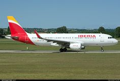 High quality photo of EC-LXQ (CN: 5692) Iberia Airbus A320-216 by sas1965
