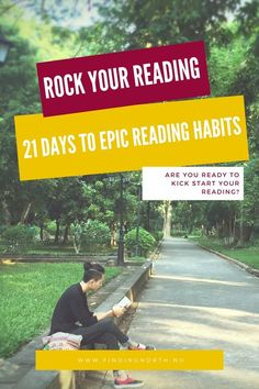Do you wish you read more?  Join the Rock Your Reading challenge and kick start your reading habits!