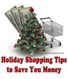 Whether you're shopping in stores or online, we've got some great holiday shopping tips to help you save money.