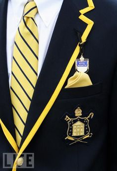 Henley Royal Regatta blazer - I need a guy wearing one.