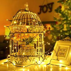 [ Fernbedienung und Timer ] InnooLight 10m 100er Dimmbare Wasserdichte Warmweisse Weihnachtensbeleuchtung mit 8 Modi als Lichterkette Innen, Aussenbeleuchtung , LED Lichterkette mit Batterie, lichterkette aussen batterie: Amazon.de: Beleuchtung