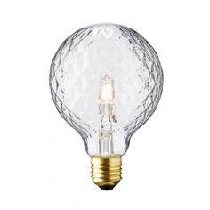 Kristall - Glühlampe von Hey There Hi