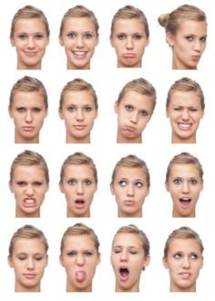 How to Read Body Language: Facial Expressions