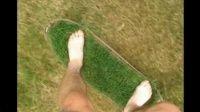 Projeto de Billy Meiners e este foi um projeto de arte para uma das aulas de desenho, o vídeo foi filmado na cidade de Portland, OR nos Estados Unidos, o skate chama a atenção por ter seu shape repleto de grama, ou mesmo no lugar de sua lixa uma extensa camada de grama.