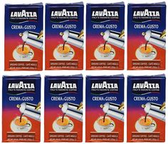 Lavazza Crema e Gusto Ground Coffee >>> Details can be found by clicking on the image.