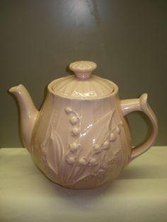 V&B Schramberg Maiglöckchen Teekanne,Kaffeekanne,Jugendstil, wie neu in Antiquitäten & Kunst, Porzellan & Keramik, Keramik   eBay!