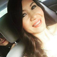 #PeekABoo! Oon our way to #birthday #dinner!  #love #loveher #BIRTHDAY #birthdaydinner #toocute #daughter #minime #instabirthday #instabest #instadaily #iggood #indigo #instafun #selfie #instaselfie by liz_loveandlight #WhiteHouse #USA