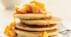 Quick and delicious homemade pancakes made with convenient self-rising flour.