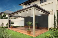 The Pavilion by Stratco is so much more than an outdoor living area. With the very best in design & construction, experience alfresco living redefined. Pergola Patio, Diy Patio, Backyard Patio, Patio Roof, Patio Table, Cheap Pergola, Gazebo, Patio Ideas Bbq, Pergola Ideas