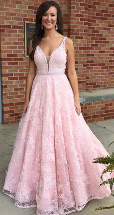 Cheap Prom Dresses, Prom Dresses Cheap, Long Prom Dresses, Pink Prom Dresses, Cheap Long Prom Dresses, Prom Dresses Long, Long Evening Dresses, Cheap Evening Dresses, Pink A-line/Princess Evening Dresses, A-line/Princess Prom Dresses