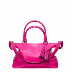 COACH LEGACY LEATHER MOLLY SATCHEL - one in every color!