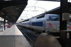 Train from Paris to Germany