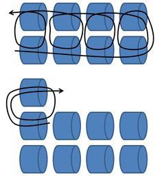 DIY Square Stitch Beading Tutorial                                                                                                                                                                                 More