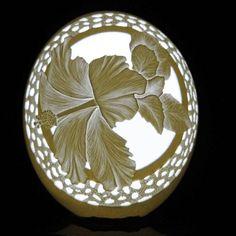 Egg Carving Art - Bing images