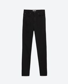 Image 8 of HIGH-WAISTED TROUSERS from Zara