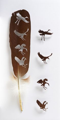 New Book by Chris Maynard Explores the Symbolism and Art of Sculpting with Feathers
