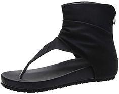 Beautiful LATINDAY Women's Sandals Animal Leopard Print Shoes?Retro Print? Flat Sandals?Zipper?Open Toe Flip Flop?Summer Beach Casual leopard print sandals. ($23.77) findtopgoods from top store
