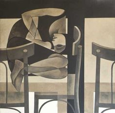 Safwan Dahoul chair