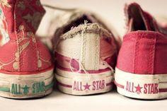 La Pelirroja de AliExpress: ZAPATILLAS CONVERSE ALL STAR