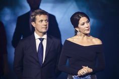 Crown Prince Frederik and Crown Princess Mary attended Crown Prince Couple's Prizes 2016
