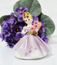 Vintage Josef Originals Birthday Girl by TheVintageRoad2Retro