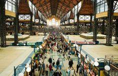 mercado de budapest - Buscar con Google