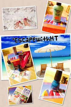 #EscapewithHT