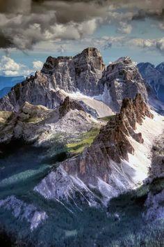 Amazing Dolomites, Italy http://www.travelandtransitions.com/european-travel/