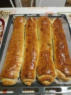 Baking Muffins, Hungarian Recipes, Strudel, Creative Food, Hot Dog Buns, Baked Goods, Hamburger, Food And Drink, Yummy Food