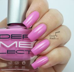 Lucy's Stash: Dermelect Renegade and Moxie - Review and swatches
