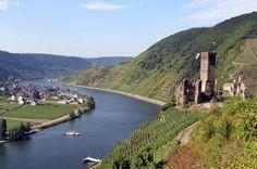 Eröffnung des Moselsteigs: Wandern zwischen Weinproben - SPIEGEL ONLINE