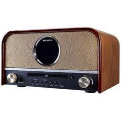 【ワイドFM対応】Bluetooth対応 CDステレオ SMS-800BT