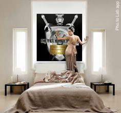 Angelina jolie / Be Cool Art / Hazzard300 Design CAVELANDER   K.O.   2014 Copyright ©