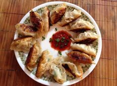 How to COOK Delicious Potstickers From Home Recipe - Snapguide