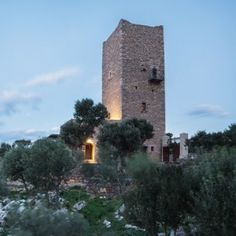 Tainaron Blue Retreat is a guest house  in a converted tower on the Greek coast