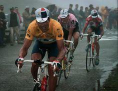Miguel Indurain /via Cycling Tips #roadie #TdF