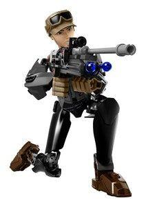 Lego Star Wars Sergeant Jyn Erso Review.