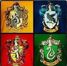 All houses make Hogwarts.☺☺☺☺☺☺😀😀😀😀